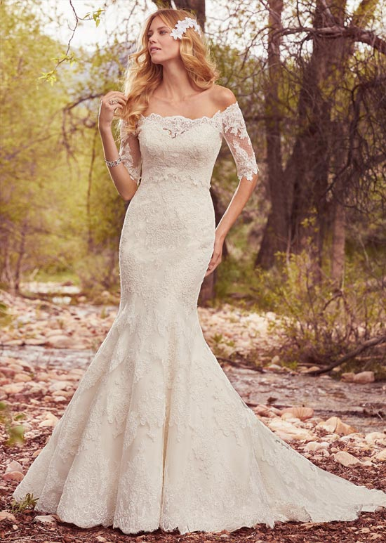 Betsy - Maggie Sottero